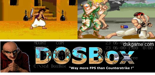 DOSBox Emulator