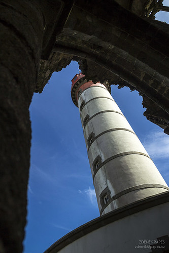 Lighthouse in the church by Zdenek Papes