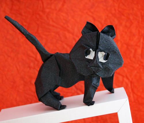 Origami  Kitten (Fernando Gilgado)