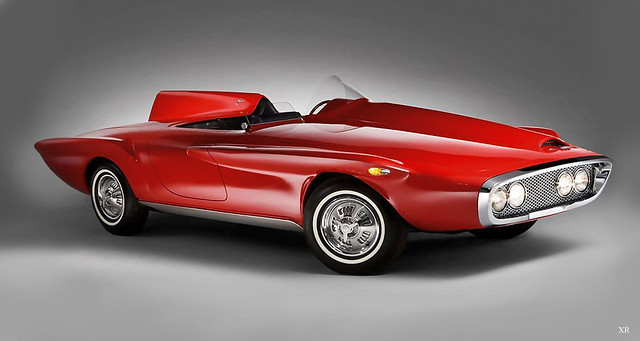 1960 ... Chrysler-Plymouth: XNR