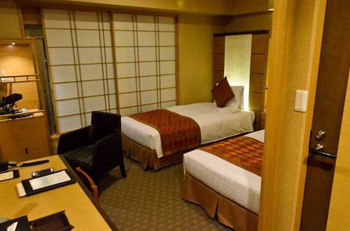 Hotel Niwa in Suidobashi, Tokyo