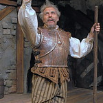 Arvada Center Man of La Mancha William Michals (Don Quixote) Photo P. Switzer 2013 -