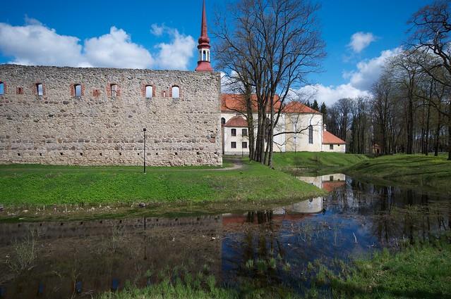 Винная столица... Эстонии