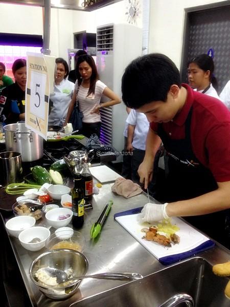 Cusina Idol at Galastars Culinary SchoolIMG_9729