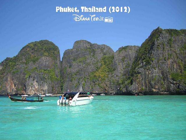 Phi Phi Island - Maya Bay 01