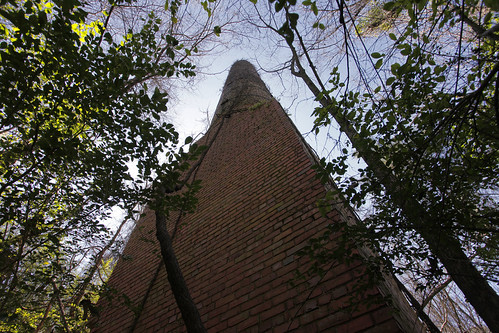 Muscoda Brick Smokestack