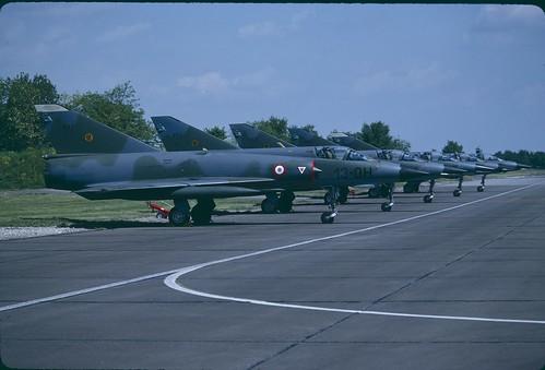Meyenheim, 25 years Mirage3 13-QH