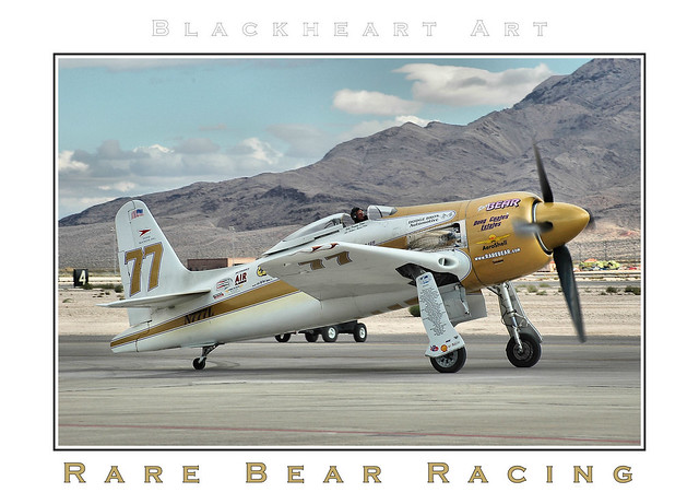 Rare Bear AIr Racing