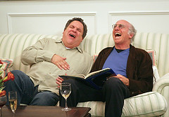 Jeff Garlin on Curb Your Enthusiasm