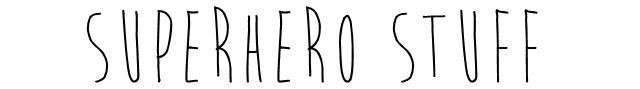 superhirostuff