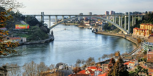 Vista sobre o rio Douro by VRfoto