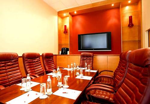 business meeting vienna