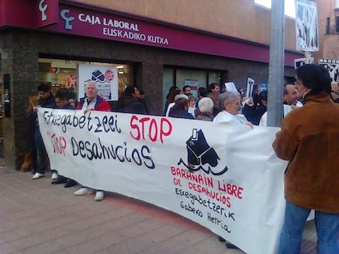 #StopDesahucios Barañain