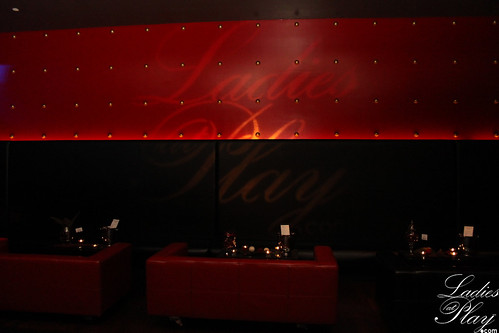LAP VIP SECTION ON AJA DANCE FLOOR