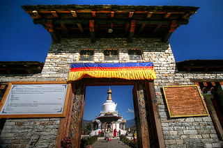 Thimpu Chorten