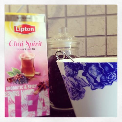 Lipton löste - chai spirit