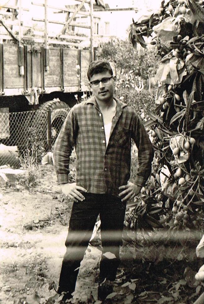 My dad (aka Allen Ginsberg)