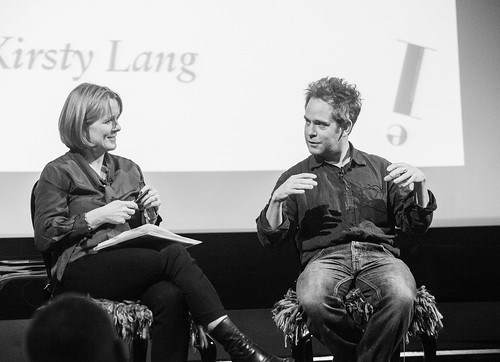 Tom Hollander in conversation with Kirsty Lang