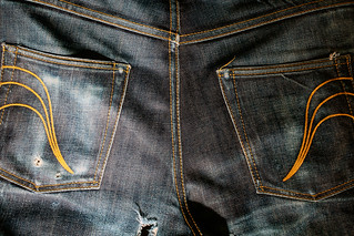 85 of 365. Denim Fades