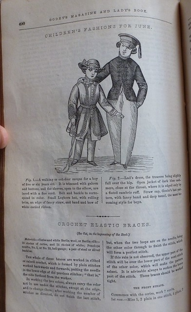 Godey's Lady's Book, June 1853 7