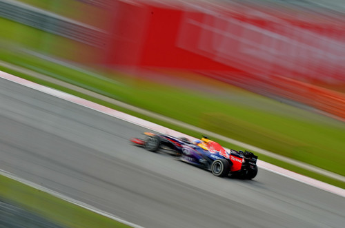 Sebastien Vettel - RBR - 2013 Formula 1 Petronas Malaysia Grand Prix