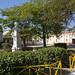 El parque Martí en Ranchuelo, Villa Clara, Cuba - 2013