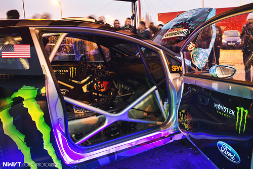 ken block 39 s new rx43 ford fiesta global rallycross car. Black Bedroom Furniture Sets. Home Design Ideas