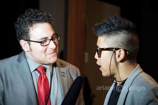 2013 Social Media Awards: Felix Kay interviews Peter Chao