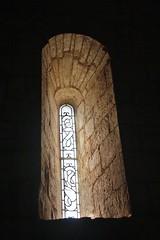 Vitrail église Saint Ouen la Thène