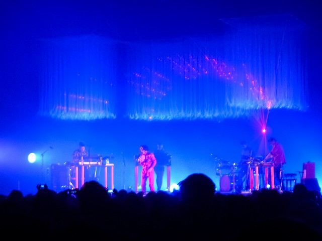 The Dø - Zénith, Paris (2015)