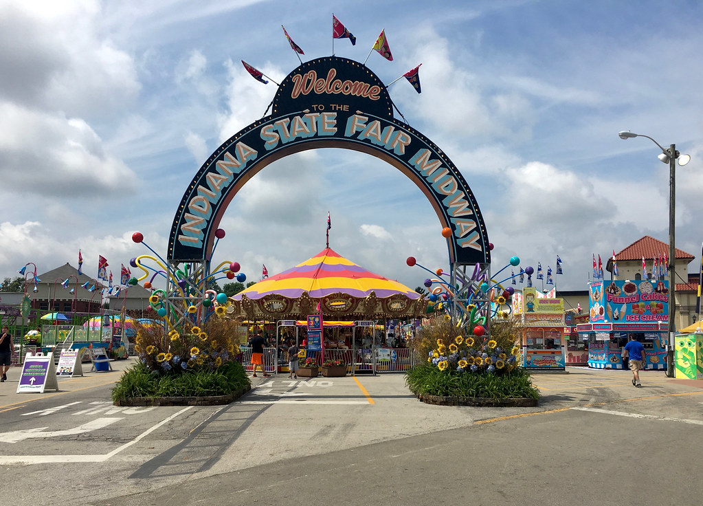 Hotels Close To Indiana State Fair