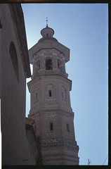 Spain 2016 - Kodak Retina Ib (Type 018 Chrome Dot) - Church Tower