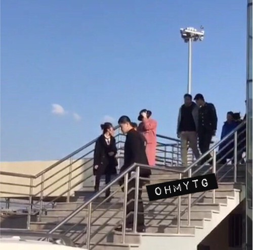 Big Bang - Harbin Airport - 21mar2015 - G-Dragon - OHMYTG_OFFICIAL - 01