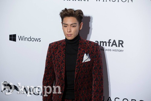 TOP amfAR Hong Kong by KPopcn 2015-03-14 008