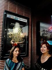 Attendees at Miss Sharon Jones Movie Screening
