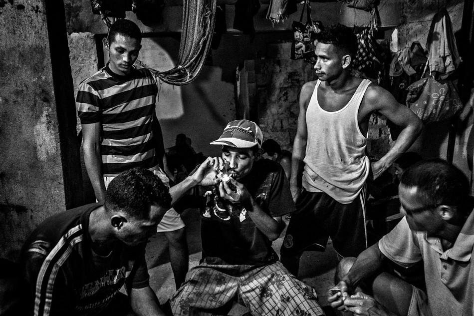邊緣文化/委內瑞拉最危險監獄—牆內的混沌與罪惡16