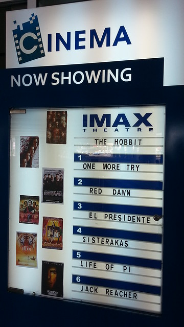 Now Showing at SM Lanang Premier SM Cinema