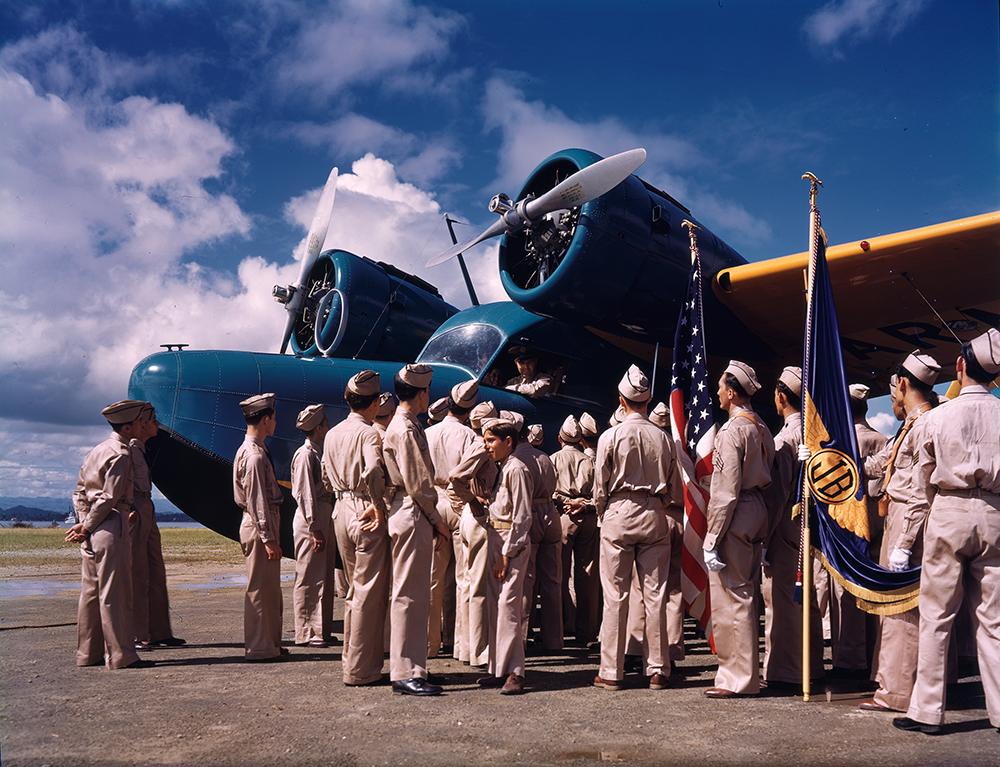 Puerto Rico 1939, Junior Birdsmen