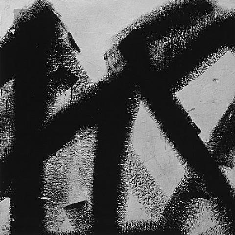 Siskind, Aaron (1903-1991) - 1973 Jalapa #34 Homage to Franz Kline by RasMarley