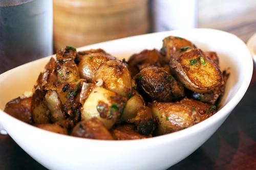 potatoes @ momofuku ssam