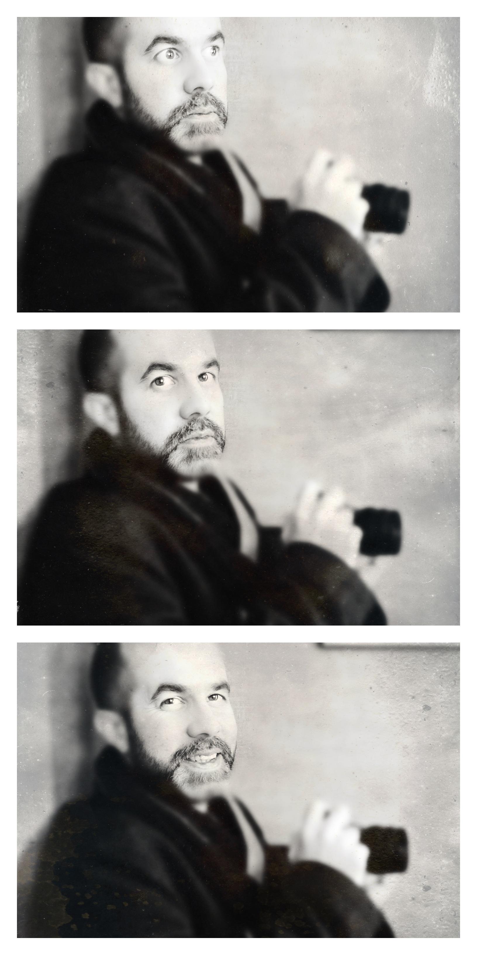 Aidan with camera