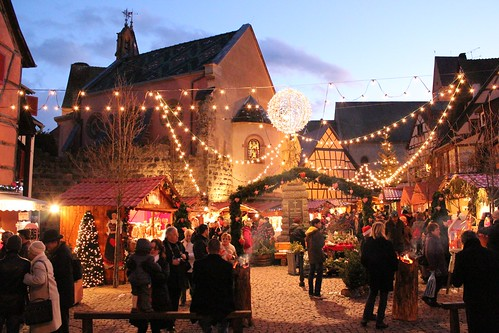 Christmas in Eguisheim