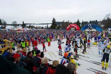 Nejlepší Češi spolupracují v Jizerské 50 se Skandinávci