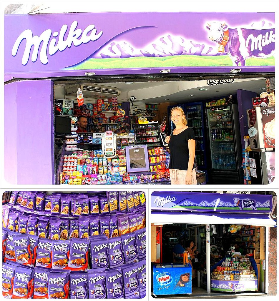 buenos Aires milka stores
