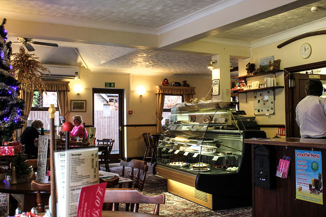 The Buttery at the Brock and Bruin, Brockenhurst