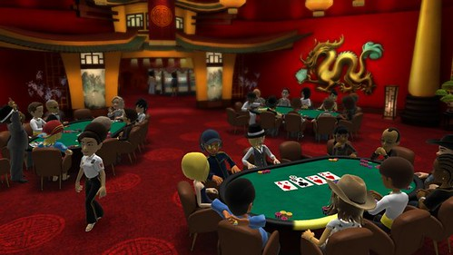 Full House Poker Coming To Xbox 360 as Free-To-Play