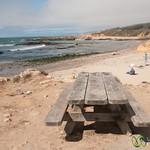 Picnic Time Along California Coast