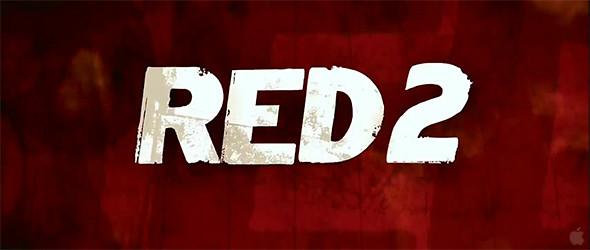 คลิปตัวอย่างหนัง Red 2 บรูซ วิลลิส นำทีมบู๊
