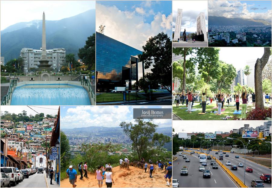 Mi ciudad - Caracas