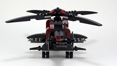 10 - 6866 Deadpool's Chopper Back